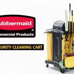 Carros de limpieza Rubbermaid