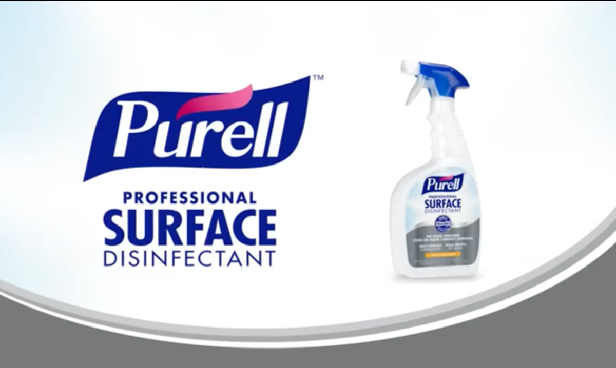 Purell Surface Desinfectante